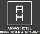 ANNAS HOTEL, DESIGN HOTEL SPA RESTAURANT