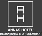 ANNAS HOTEL, DESIGN HOTEL SPA RESTAURANT